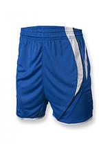 Футбольная форма Europaw 003 бело-синяя [S], фото 3
