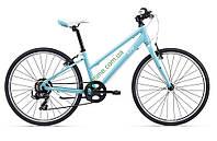 подростковый велосипед Giant Liv Alight 24 2017 (голубой)