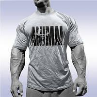 Футболка Universal Nutrition Animal T Shirt Silver