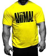 Футболка Universal Nutrition Animal T Shirt Yellow