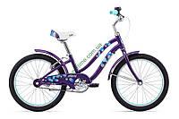 детский велосипед Giant Liv Adore 20 2017 (фиолетовый)