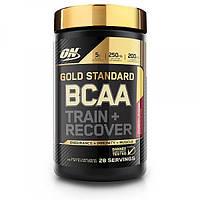 BCAA аминокислоты Optimum Nutrition BCAA Gold Standard (280 г)