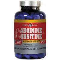 Аминокислоты Form Labs L-Arginin (180 капс)