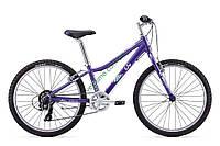 подростковый велосипед Giant Liv Enchant 24 Lite 2017 (фиолетовый)