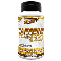 Энергетики TREC nutrition Caffeine 200 Plus (60 капс)