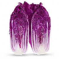 Семена Капуста пекинская пурпурная KS 888 F1 поштучно 15 семян Kitano Seeds