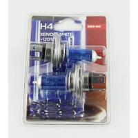 Галогеновая лампа Sho-Me H4 4300K +120