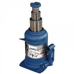 Домкрат бутылочный профессиональный двухштоковый 12т 240-590 мм TH812001 TORIN TH812001
