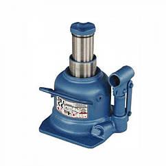 Домкрат бутылочный профессиональный низкопрофильный двухштоковый 10т 125-225 мм TH810002 TORIN TH810002
