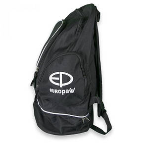 Рюзкак спортивный для тренировок Europaw черный, фото 2