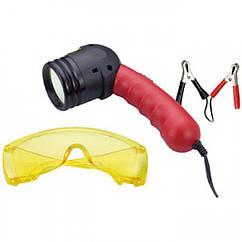 Ультрафиолетовый фонарь и очки для определения утечки фреона JTC 1444 JTC