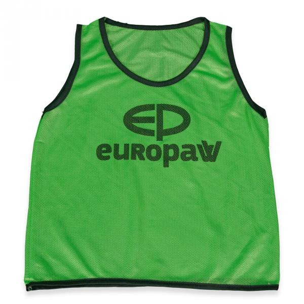 Манишка Europaw logo детская салатовая [YM]