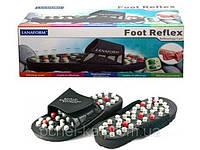 Массажные тапочки (шлепанцы) Foot Reflex (рефлекторные)