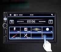 Автомобильный видео плеер с камерой