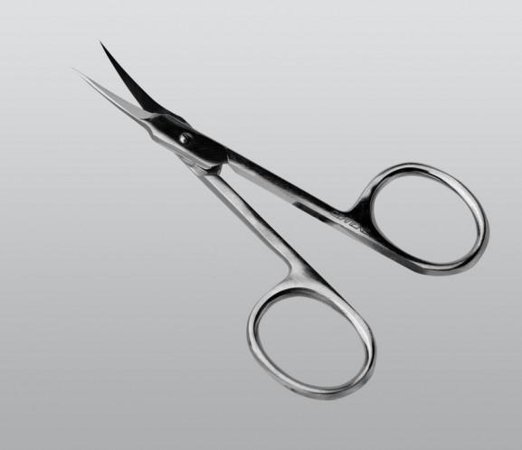Ножницы маникюрные для кутикулы Сталекс Н-02