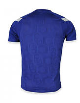 Футбольная форма Europaw 010 синяя, фото 2