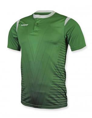 Футбольная форма Europaw 011 зеленая, фото 2