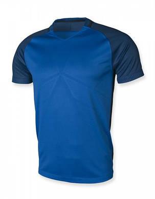 Футбольная форма Europaw 012 синяя L, фото 2