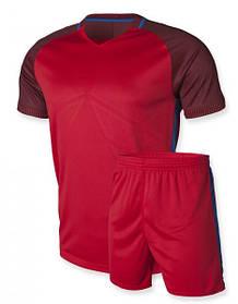Футбольная форма Europaw 012 красная [S],  [L],  [XL]