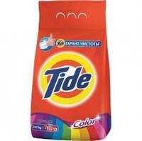 Стиральный порошок Tide Color автомат, для цветного, 3 кг