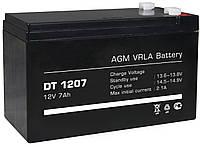 Аккумулятор 12V 7Ah гелевый BAPTA!Акция, фото 1