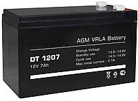 Аккумулятор 12V 7Ah гелевый BAPTA!