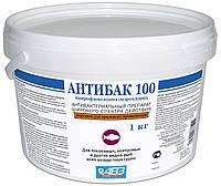 Препарат для лечения бактериальных болезней аквариумных рыб Антибак 100, 1 кг