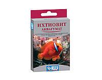 Средство для активизации иммунитета и стимуляции роста декоративных рыб Ихтиовит Аквагумат, 6 шт