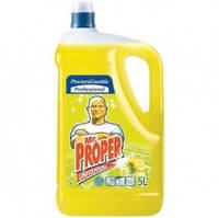 Средство для мытья пола Mr.Proper, лимон, 5 л