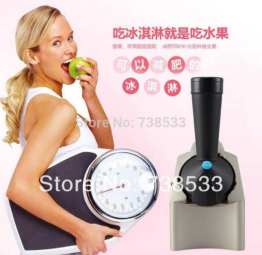 Мороженица Ice Cream Maker, Машинка Для Приготовления Мороженного Айс Крим Мейкер!Акция