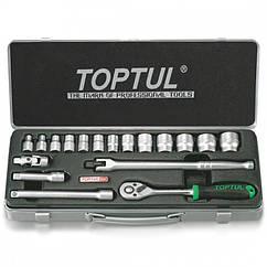 Универсальный набор инструмента TOPTUL 3/8 18ед. GCAD1806