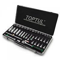 Универсальный набор инструмента TOPTUL 3/8 39ед. GCAD3901