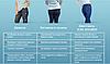 Утягивающие джеггинсы Slim N Lift Caresse Jeans, Корректирующие джинсы, лосины. Лето!Акция, фото 2