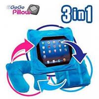 Подушка для планшета 3 в 1 GoGo Pillow!Акция
