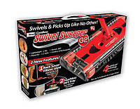 Электровеник, Swivel Sweeper G2, электрощетка, высшего сорта!Акция