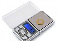 Карманные ювелирные электронные весы 0,1-500г!Акция, фото 1