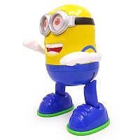 Танцующая игрушка Миньон ДЭЙВ!Акция