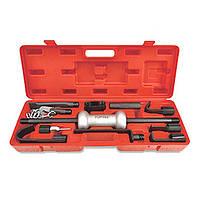Обратный молоток для кузовных работ с комплектом насадок Toptul JGAI1202