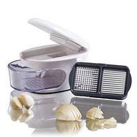 Измельчитель чеснока 3 в 1 Garlic press!