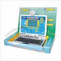 Детский обучающий ноутбук 7073 Limo Toy, 3 языка