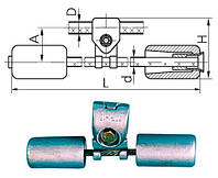 Гаситель вибрации ГПГ-3,2-13-500/35
