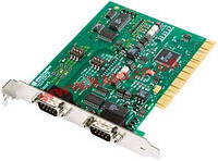 Контроллер RS232 (COM) 2 канала PCI поддержка FreeBSD, начиная с V5.1 (Gunboat x2)