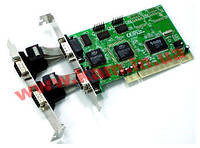 Контроллер RS232 (COM) 4 канала PCI поддержка FreeBSD, начиная с V5.1 (Gunboat x4)