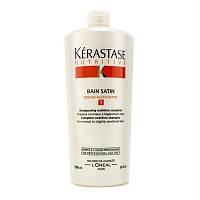 Шампуни Kerastase Шампунь-ванна Kerastase Nutritive Bain Satin 1 для нормальных и сухих волос 1000 мл