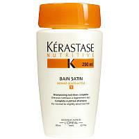 Шампуни Kerastase Шампунь-ванна Kerastase Nutritive Bain Satin 1 для нормальных и сухих волос 250 мл