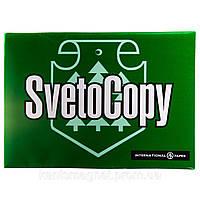 Офисная бумага А4 80 g/m2 белая SvetoCopy