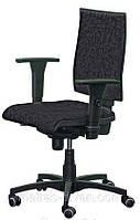 Кресло Маск HB ткань Розана-17 черный микрофибра.