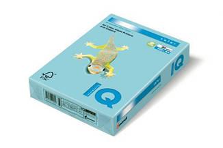 Бумага IQ Color MB30, А4 80 г/м², 500 л., голубой