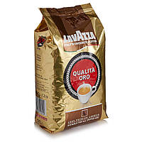Кофе в зернах Lavazza Qualita ORO 1kg 100% Arabica Original