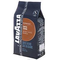 Кофе в зернах Lavazza Super Crema 1кг. 80/20 Original